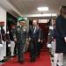 Presidente Medina regresa al país tras participar en reunión en Italia