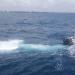 Armada recupera lancha que se hundió en el mar Caribe próximo al kilómetro 13 de Las Américas