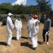 Comienzan a construir fosa común en Santiago para muertos por coronavirus