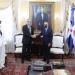 Luis Abinader designa tres comisiones y revela lo tratado con Danilo Medina
