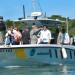 Comandante general Armada hace recorrido por zona naval norte