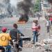 Haitianos piden la renuncia de Jovenel Moise ante la embajada de EE.UU