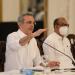 Abinader promete solución a reclamos de juntas de vecinos de SDO