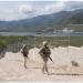 Verja fronteriza con Haití va por 23 kilómetros de extensión