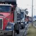 Anuncian plan para sacar del DN circulación de vehículos pesados