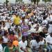 Miles de católicos marchan a favor de la unidad familiar