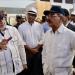 Medina visita parque La Isabela y brinda apoyo a comunidad de Luperón