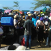Con masiva asistencia de haitianos se realizó este viernes el mercado en Pedernales